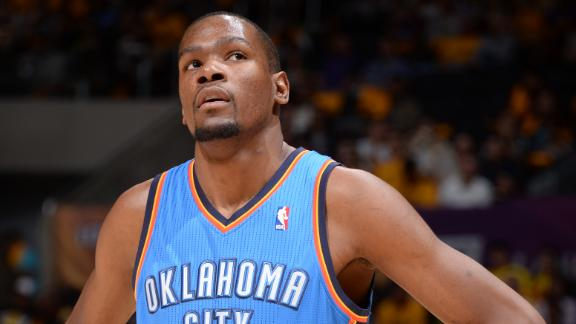 Brooks: Durant could be scoring even more