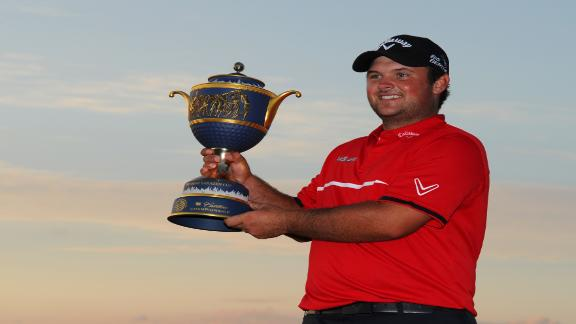 Patrick Reed Wins At Doral