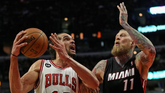 Video - Bulls Top Heat In OT