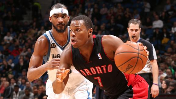 Video - Raptors Top Timberwolves
