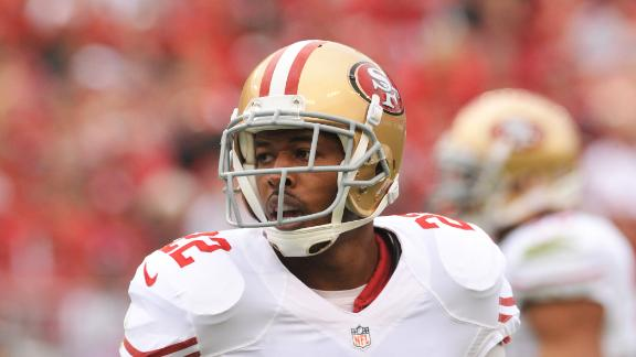 49ers to cut CB Rogers, according to source