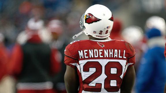 Video - Mendenhall Sick Of NFL Life