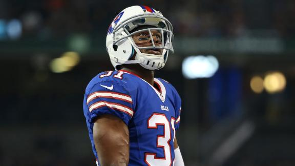 Jairus Byrd Looking For Big Money