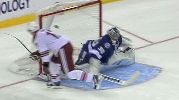 Video - Coyotes Beat Lightning In SO