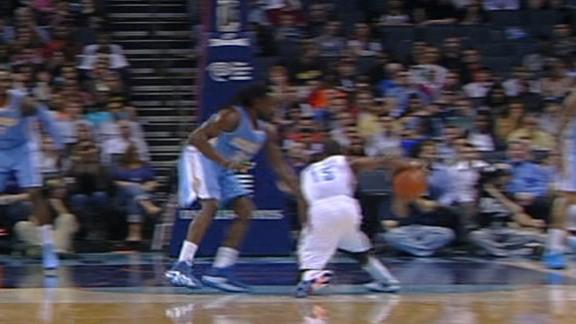 Kemba Walker's Lethal Crossover, Step-Back