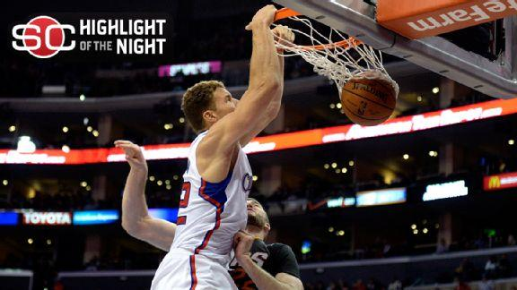Griffin, Clippers Win Eighth Straight