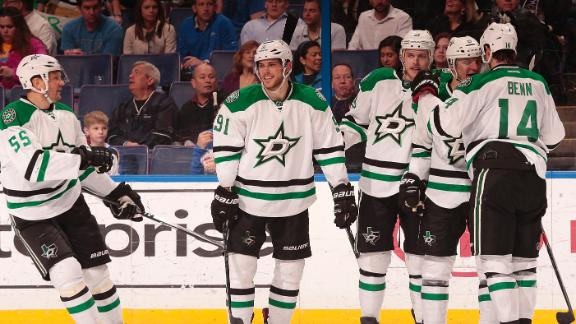 Stars Return To Ice With Win In OT
