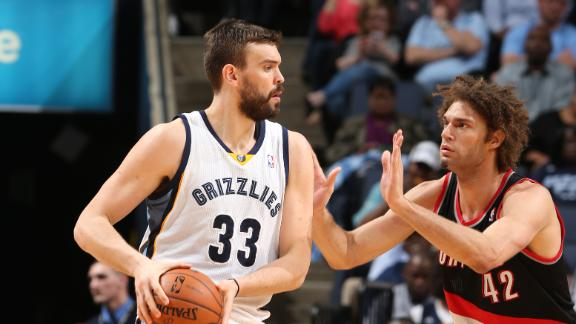 Grizzlies Claw Past Blazers