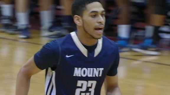 Mount St. Mary's Wins NEC Title