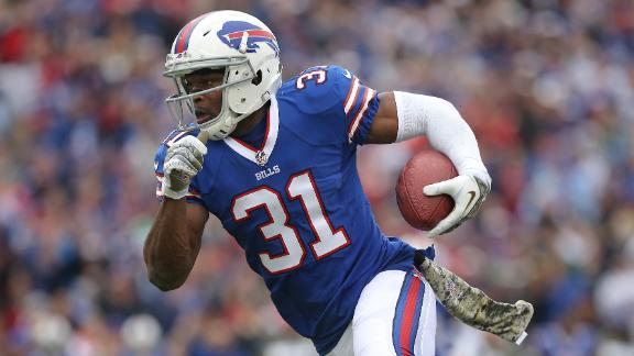 Video - Saints Sign Jairus Byrd
