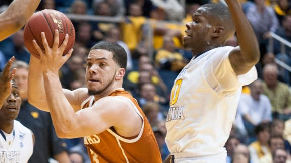Staten, West Virginia Pose Tough Matchup For Texas