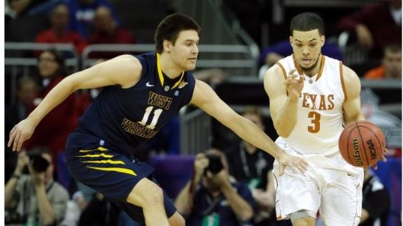 Texas to Face Baylor in Big 12 Semis