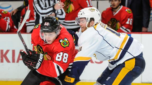 Video - Predators Edge Blackhawks