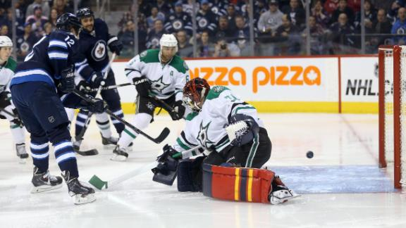 Video - Jets Rout Stars