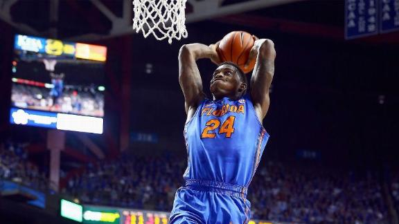 Florida Earns No. 1 Overall Seed