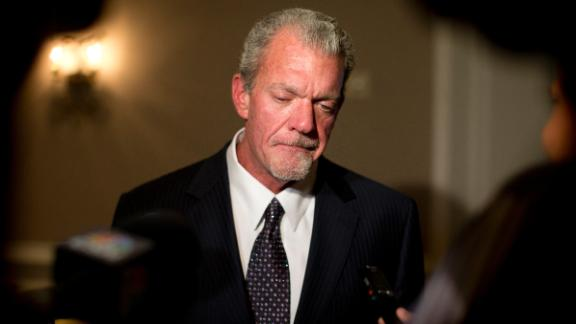 Colts owner Irsay faces four felony counts