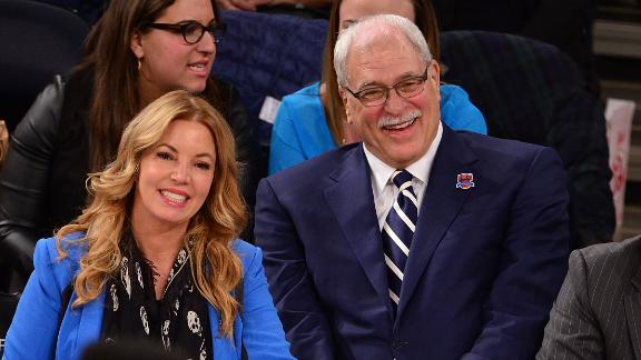 Jeanie Buss: I'm boss, will empower others