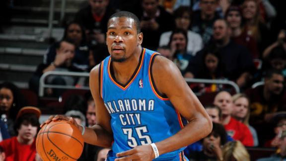 OKC's Westbrook to rest knee vs. Cavaliers