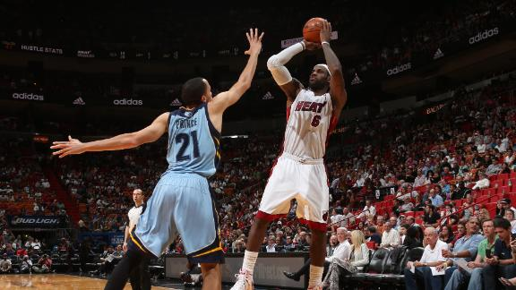 Allen, Heat need late comeback against Griz