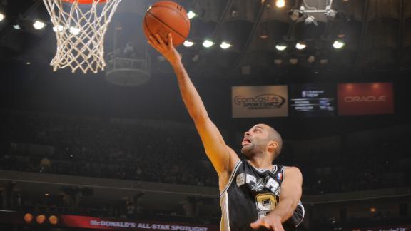 Spurs rest Duncan, Ginobili against Warriors