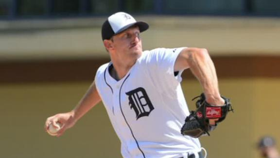 Scherzer talks with Tigers tabled 'til after '14