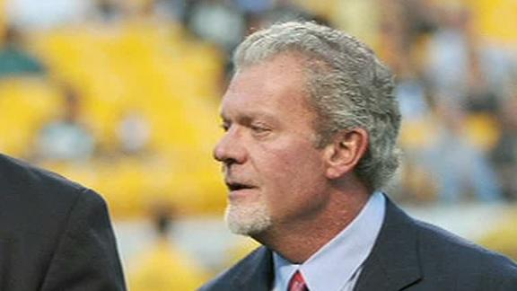 Video - Jim Irsay May Face NFL Discipline