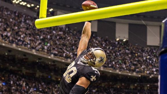 Fisher: Graham inspired goalpost dunk flag