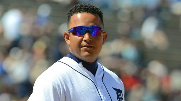 Cabrera: Detroit is 'the place I want to be'