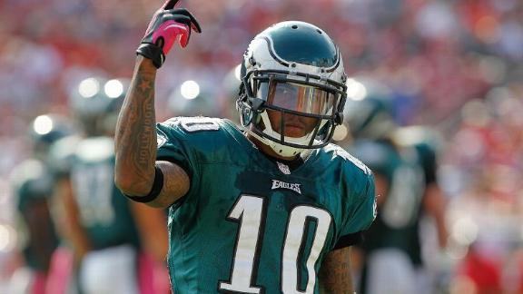 Pro Bowl receiver Jackson released by Eagles
