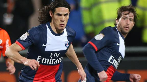 Foto Cavani (PSG Paris Saint Germain)