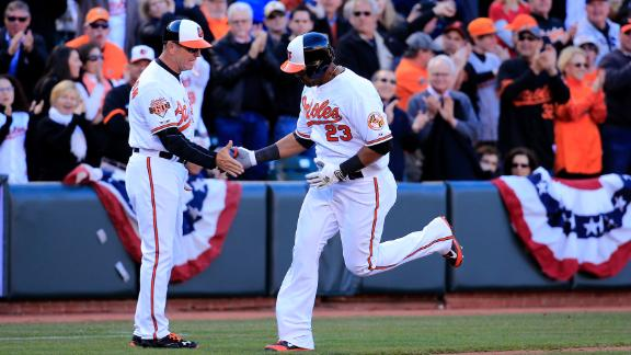 Video - Orioles Slip Past Red Sox