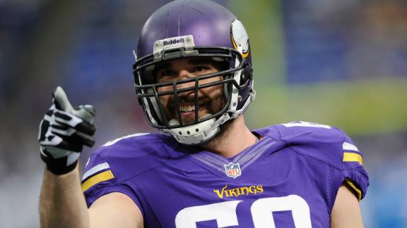Bears covert in pursuit of Jared Allen