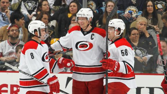Video - Canes Upend Penguins