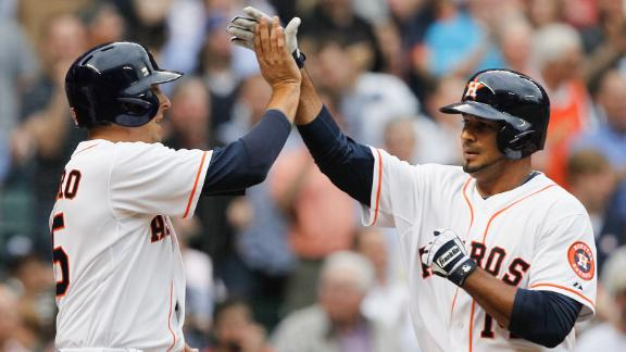 Yanks fall to Astros to open Jeter's last season