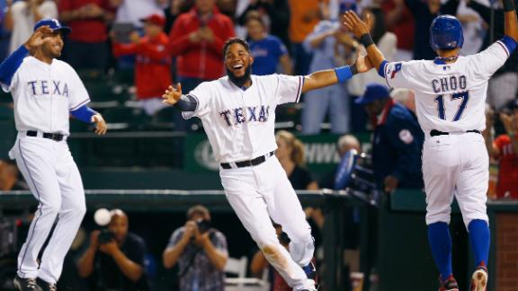 Rangers' Beltre laces walk-off winner vs. Phils