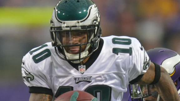 Video - Where Will DeSean Jackson Land?