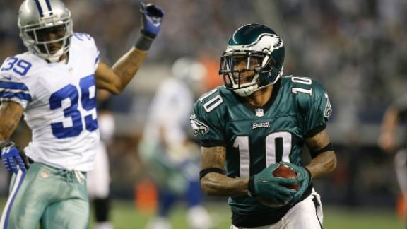 Video - DeSean Jackson Update