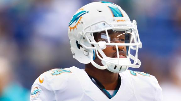 Jets sign ex-Dolphins cornerback Patterson