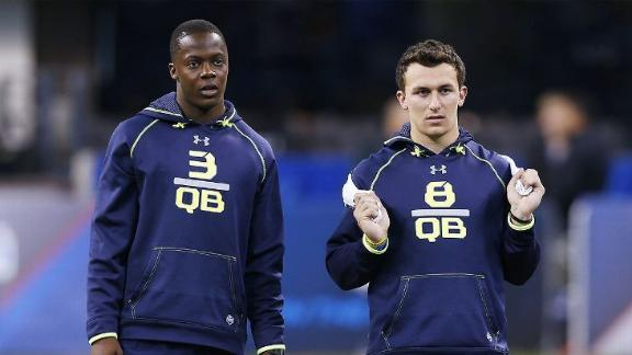 Video - Manziel, Bridgewater To Visit Patriots