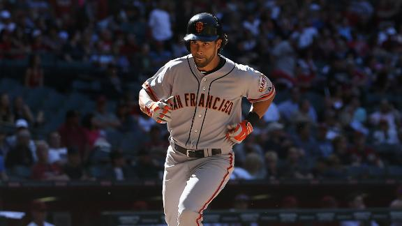 Video - Giants Rally Past D-backs