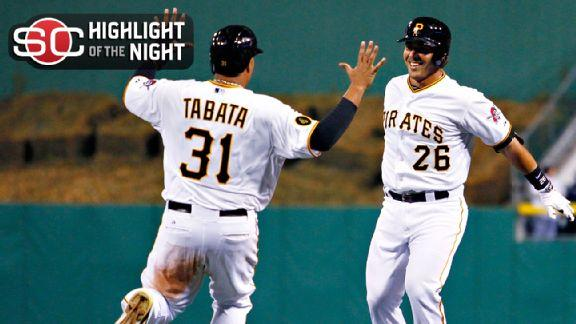 Video - Pirates Top Cubs In 16-Inning Marathon