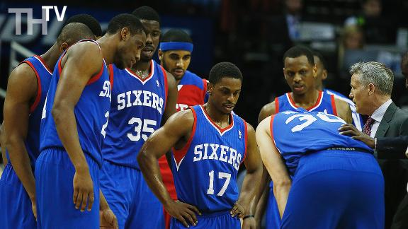 76ers owner terms 19-win season 'success'