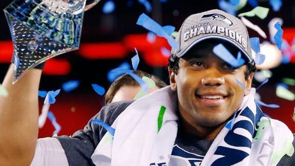 Russell Wilson's career on Tom Brady-like path