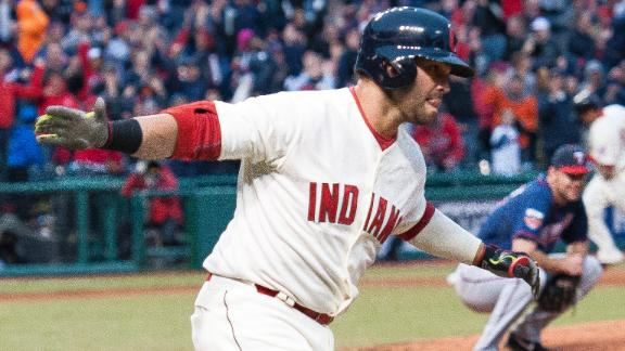 Video - Indians Power Past Twins