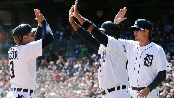 Tigers turn back O's rally to pick up victory
