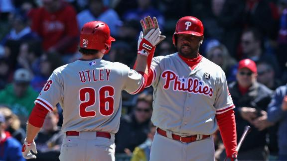 Video - Phillies Blank Cubs