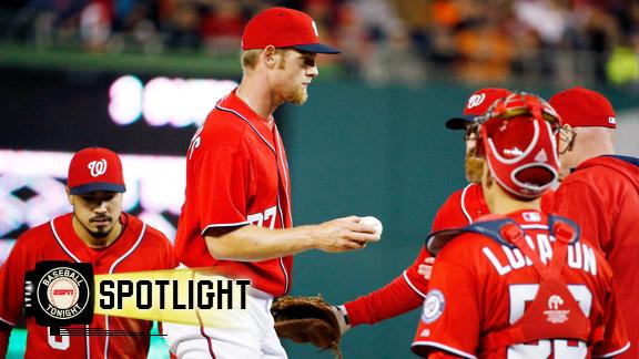 Video - Teheran Outduels Strasburg
