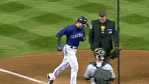 Video - Rockies Roll White Sox