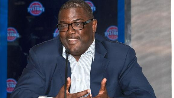 Video - Sources: Dumars Leaving Pistons