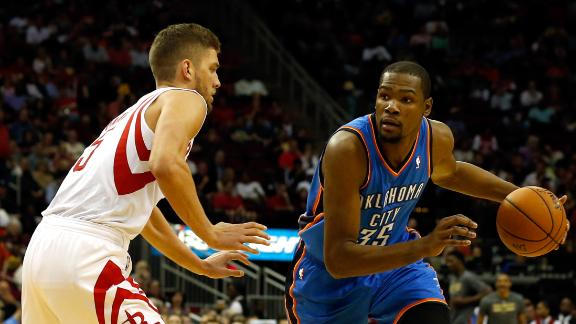Video - Doc Rivers: Durant Hardest To Defend